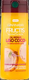 Shampoo Garnier Fructis Oil Repair Liso Coco 200 mL