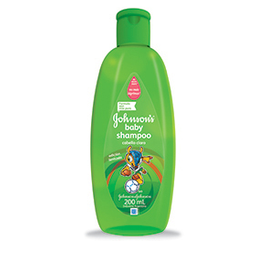 Shampoo Johnson Baby Manzan 200Ml