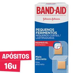 Apos B Aid Peq Lastimaduras X 16