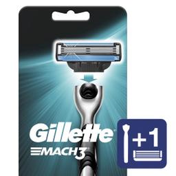 Gillette Mach3 Máquina Para Afeitar Recargable