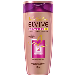 Shampoo Keraliso 230° Elvive L´Oréal Paris X 200 Ml