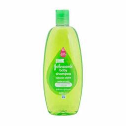 Shampoo Johnson Baby Manzan 400Ml