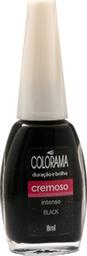 Esmalte De Uñas Colorama Negro X 8Ml