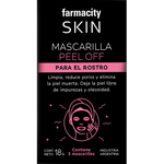 Mascara Fty Skin Peel Off X 3U