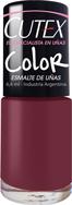 Esmalte Cutex Color Mora X 6.4 Ml