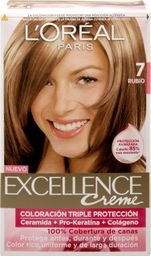 Excellence Creme Colageno  Loreal 7