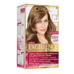 Tintura Permanente Excellence Creme De L'Oréal 7 Rubiox47Gr