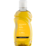 Detergente Simplicity Ultra Aroma Limón 300 mL