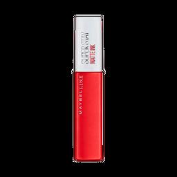 Labial Líquido Maybelline Super Stay Matte Ink 20 Pioneer X4.8Ml