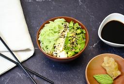 Mini Salad de Palta, Pepino y Phila