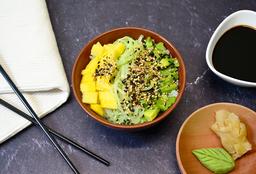 Mini Salad de Palta, Pepino y Mango