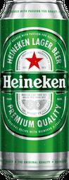 Cerveza Heineken Lata 473 Ml