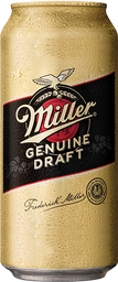 Cerveza Miller Lata 473Ml