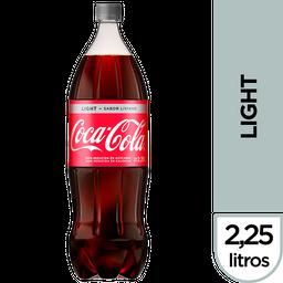 Gaseosa Coca-Cola Light 2.25 L