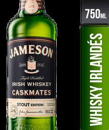 Whisky Jamesoncaskmates 750Ml Stout
