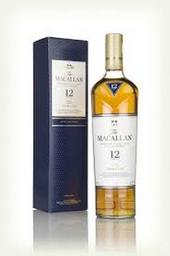 Whiskie Macallan 12 Años 700 Cc