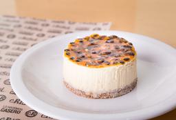 Cheesecake de Choco Blanco & Maracuyá