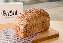 Pan de Molde Multisemillas
