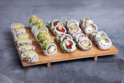 🍣Mes del Amigo - Combo Sushi Cobra x 60 U