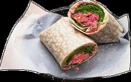 Vegan Summer Burrito