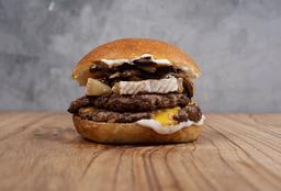 Burger Brie President