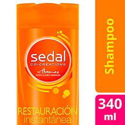 Sedal Shampoo Restauracion Instantanea