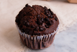 Muffin Chips de Chocolate