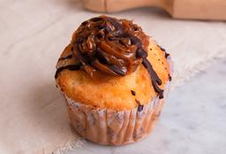Muffin de Vainilla con DDL