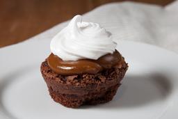 Mini Brownie con Merengue
