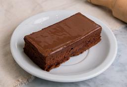 Porción de Mousse de Chocolate