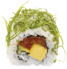 Roll Veggie Midori x 8