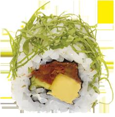 Roll Veggie Midori - 8 Unidades