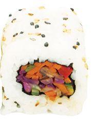 Yasai veggie roll x 8