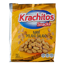 Maní Krachitos Fritos 120 Gr