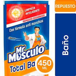 Mr Musculo Limpiador Total Baño Doy