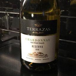 Vino Terrazas Chardonnay 750ml