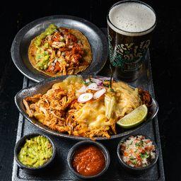 Combo Tacos de Pollo