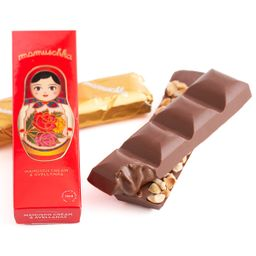 Chocolate con Mamuschcream & Avellanas