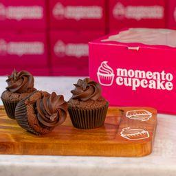 Mini Cupcake Tentación X 3