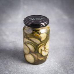 Frasco de Pickles de Pepino