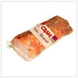 Lomo Ahumado con Hiervas Cram 1/4kg