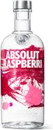 Vodka Absolut Raspaberri 750 mL
