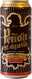 Cerveza Artesanal Peñon Del Aguila Schwarzbier (Negra)   473Cc