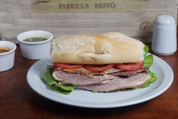 Sándwich de Vacío