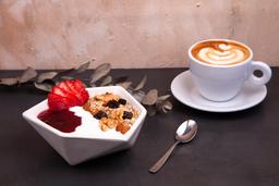 Desayuno & Merienda con Granola
