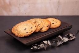 Cookies de Vainilla y Chocolate