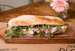 Sándwich con Brie