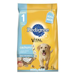 Alimento Pedigree Para Perros 1,5 Kg