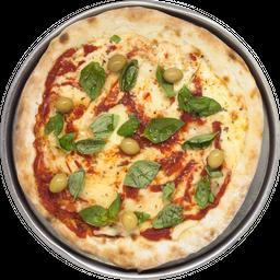 Lista Naranja - Pizza de Mozzarella