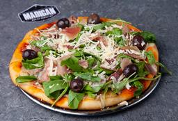 Pizza Jamón Crudo y Rúcula